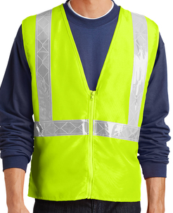 Port Authority - Enchanced Visibility Vest SV01