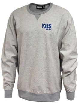 NHS Dance Inside Out Crewneck Sweatshirt 7244