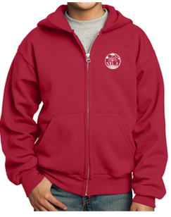 Trinity Full Zip Hooded Sweatshirt PC90ZH