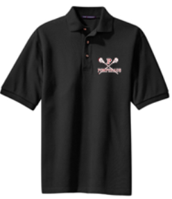 Pomperaug Lacrosse Heavyweight Cotton Pique Polo K420