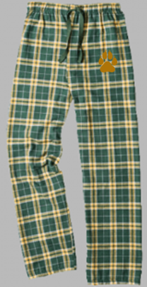 NMS Flannel Plaid PJ Pants Y20Y/F20Y