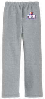 DHS Soccer Heavy Blend Sweatpants 18400