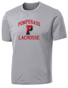 Pomperaug Lacrosse Performance Moisture Wicking T-Shirt PC380
