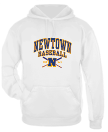 Newtown Baseball 2 Performance Fleece Hoodie 145400/245