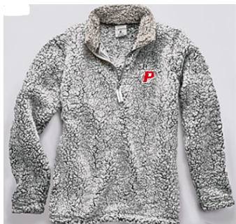 Pomperaug Ladies Epic Sherpa 1/4 zip 8451JA