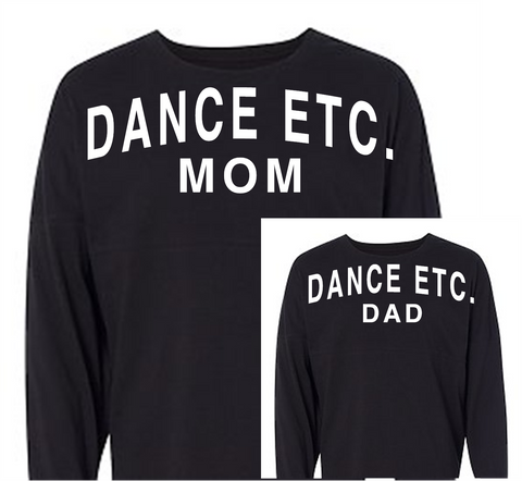 Dance Etc. Spirit Shirts