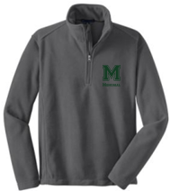 MMS Men's Value Fleece 1/4-Zip Pullover F218