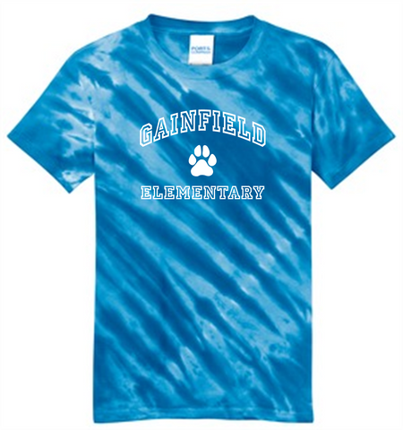Gainfield Tye Dye T-Shirt