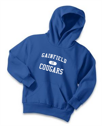 Gainfield Elementary Ultimate Hoodie PC90H