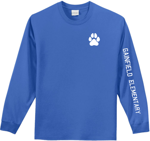 Gainfield Long Sleeve T-Shirt