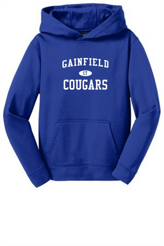 Gainfield Performance Hoodies