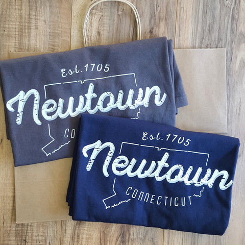 Vintage Newtown T-shirt