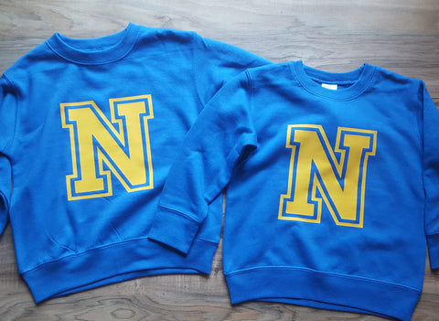 Newtown Toddler crewneck sweatshirt