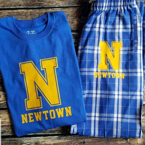 Newtown Pajama Set