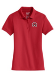 Middle Gate Embroidered Polo for Men/Women kp155