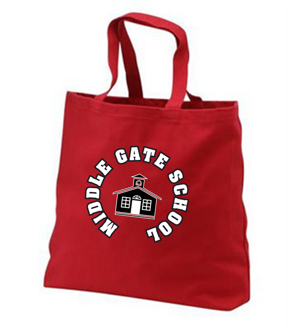 Middle Gate Tote Bag