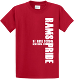 SRS Rams 6.1 oz Cotton T-shirt