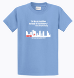 Houston Relief Fundraiser Cotton T-Shirt PC61