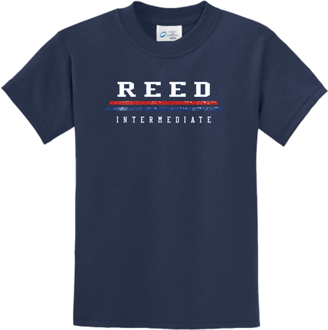 Reed Text T-Shirt