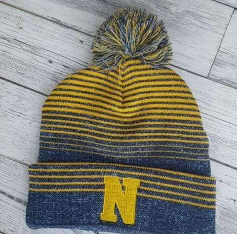 Newtown Rib Knit Winter Beanie 223845