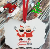 Newtown 2020 Christmas Ornament