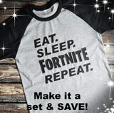 Fortnite Repeat Shirt PC55RS