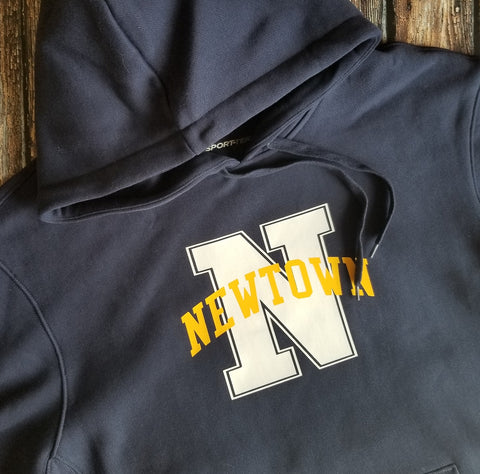Newtown Super Heavyweight Cotton Hoodie F281