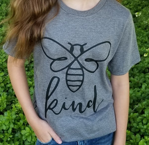 Bee Kind T-Shirt (Multiple colors)