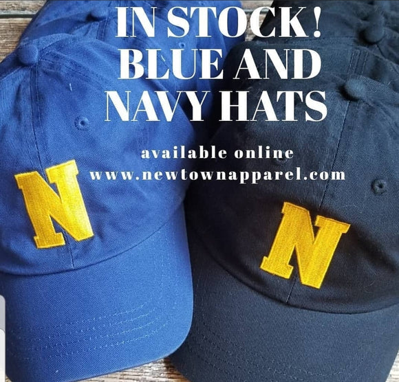 Newtown Washed Twill Cap