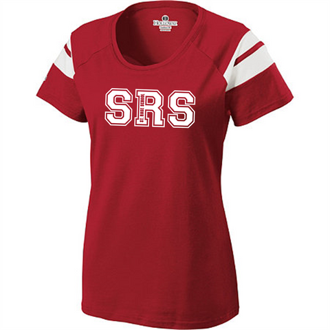 SRS Ladies Tribute Tee