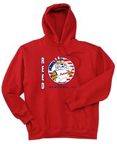 Reed School Tiger Ultimate Cotton Hoodies