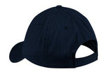 Newtown Washed Twill Navy Cap