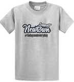 FUNDRAISER: Support Newtown Cotton T-Shirt (Multiple colors)