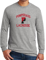 Pomperaug Lacrosse Long Sleeve T-Shirt 5400b