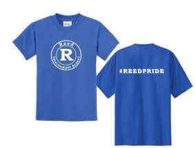 Reed Ringspun Cotton T-Shirt (multiple Colors)