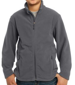 Rockwell Colorblock Value Fleece Jacket Youth & Adult
