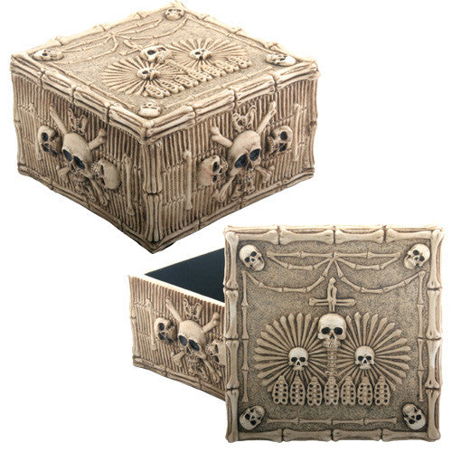 Ossuary Jewelry Box