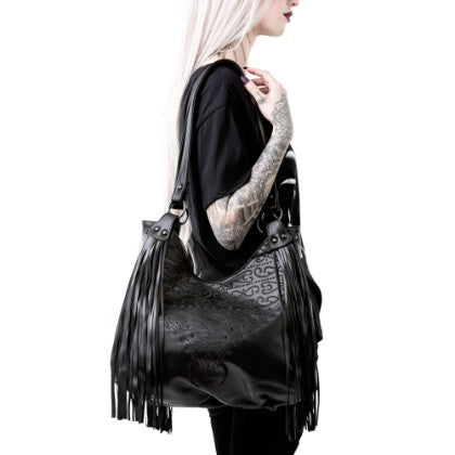 Belladonna Fringe Bag