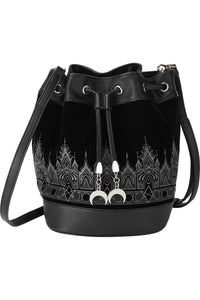 Duchess Velvet Moon Bag