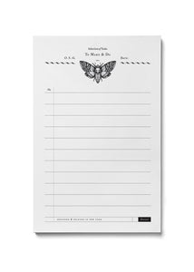 Moth Notepad