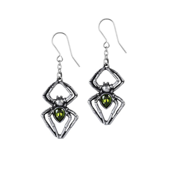 Venom Arachnid Earrings