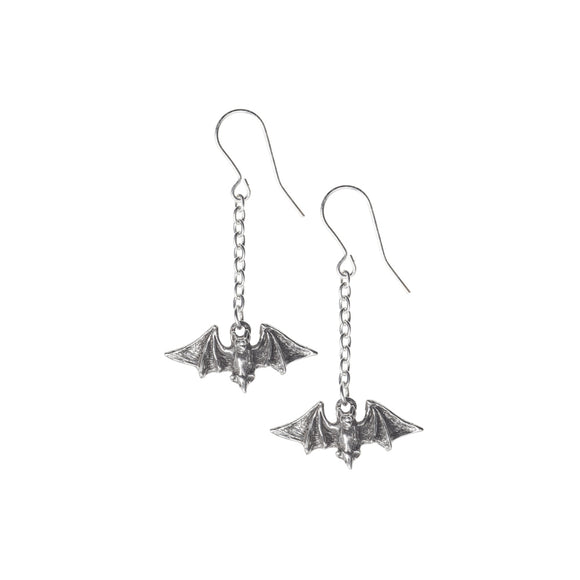 Kiss of the Night Earrings