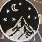 Mountain & Stars Patch
