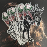 Krampus Sticker