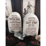 Boot Hill Tombstone Shaker Set