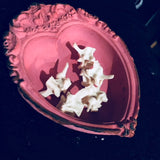 Victorian Filigree Heart Trinket Dish