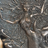 Mermaid Aine Wall Plaque