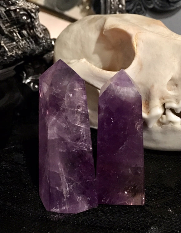 Amethyst - Polished Point