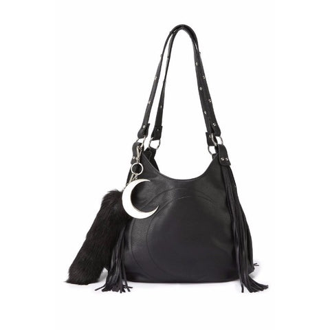 Moon Fringe Bag
