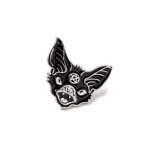 Night Creature Enamel Pin